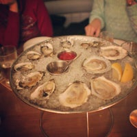 Photo taken at Island Creek Oyster Bar by John L. on 12/16/2012