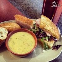 Photo taken at Panera Bread by John L. on 9/6/2013