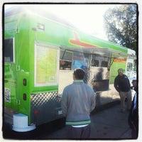 Photo taken at Baja Taco Truck by John L. on 10/11/2012