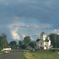 Photo taken at Коломійцівка by Anastasia K. on 7/21/2016