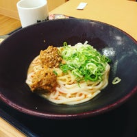 Photo taken at なか卯 広島大手町店 by TKC on 9/18/2016