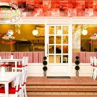 11/29/2012 tarihinde Turgut K.ziyaretçi tarafından Olivia's Pizzeria'de çekilen fotoğraf