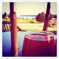 Photo taken at Saturna Island Family Estate Winery by Nick F. on 8/3/2013