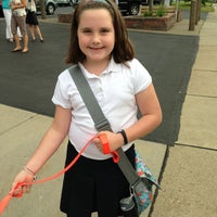 Photo taken at Assumption School by Amy C. on 8/27/2013