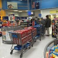 Photo taken at Walmart Supercenter by Bridget_NewGirl on 10/24/2014