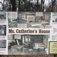 Photo taken at Hewn-Timber Slave Cabins by Bridget_NewGirl on 2/18/2017