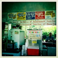 Photo taken at White Turkey Drive-In by Bridget_NewGirl on 7/20/2014