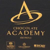 Photo taken at Chocolate Academy Callebaut Sao Paulo by Fabio P. on 8/8/2013