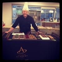 Photo taken at Chocolate Academy Callebaut Sao Paulo by Fabio P. on 12/5/2013