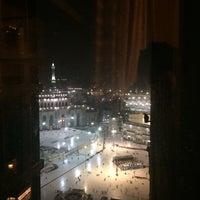 Photo taken at Hilton Suites Makkah by Jiha J. on 12/9/2017