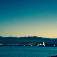 Photo taken at Point Emery Park by Todd G. on 2/8/2015