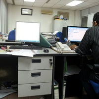 Photo taken at Swift Integrated Logistics Sdn Bhd by Dasuki S. on 9/25/2013
