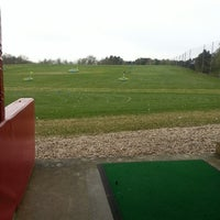 Photo taken at Tilgate Forest Golf Centre by Byungwan S. on 4/12/2014