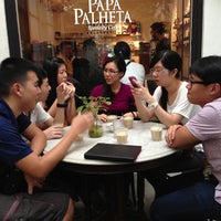 Photo taken at Papa Palheta by Roy C. on 10/21/2012