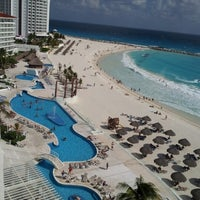 Photo taken at Krystal Cancún by Diana D. on 1/8/2013