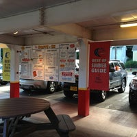 Photo taken at The Drive In Restaurant by Dave D. on 7/21/2013