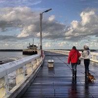 Photo prise au Zeedijk Oostende par Florence R. le11/5/2012