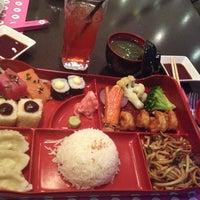 Photo taken at Fushi Sushi by Roa'a D. on 2/3/2013
