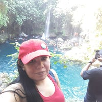 Photo taken at Puente de Dios by Bruk on 3/17/2018