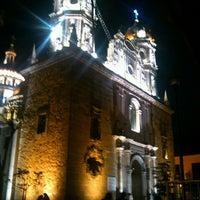 Photo taken at Santuario de Nuestra Señora de la Soledad by Bruk on 3/17/2013