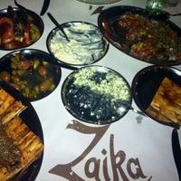 Photo taken at Zaika by Inci I. on 10/15/2012