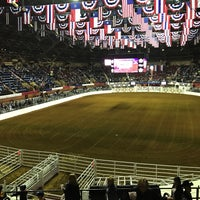 Photo taken at Fort Worth Stock Show & Rodeo by Drew G. on 1/29/2017