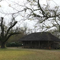 Photo taken at Melrose Plantation by Drew G. on 12/4/2016