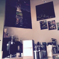 Photo taken at Eco Coffee House by MARiCEL on 8/8/2015