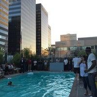 Foto tirada no(a) The LINE Hotel por MARiCEL em 9/8/2015