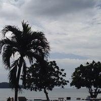 Photo taken at Kaw Kwang Beach Resort by Savva 🍷 E. on 11/18/2014