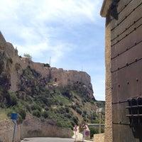 Photo taken at Castillo de Santa Barbara by Savva 🍷 E. on 5/8/2013