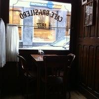 Foto tirada no(a) Café Brasilero por Adriana A. em 4/11/2013