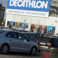 Photo taken at Decathlon by CLR on 2/3/2016