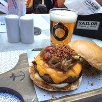 8/27/2016にEduardo S.がSailor Burgers & Beersで撮った写真