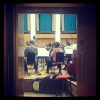 Photo taken at Birmingham Conservatoire by David A. on 8/30/2013
