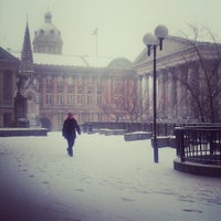 Photo taken at Birmingham Conservatoire by David A. on 1/18/2013