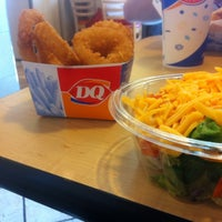 Photo taken at Dairy Queen by Chelsea R. on 10/21/2012
