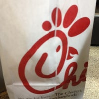 Photo taken at Chick-fil-A Piedmont Road by Janina D. on 2/9/2013