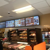 Photo taken at Dunkin' Donuts by Janina D. on 2/10/2013