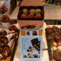 Photo taken at Godiva Chocolatier by kuya L. on 5/17/2013