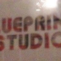 Photo taken at Blueprint Studios by Rick B. on 3/22/2013