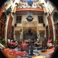 Photo taken at Riad Verus by Simon O. on 5/1/2017