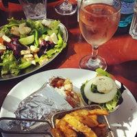 Photo taken at Spiro's Greek Restaurant by Yajna G. on 9/7/2014