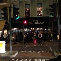 Photo taken at The Ten Bells by Shake N B. on 10/6/2012