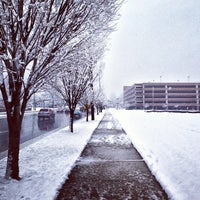 Photo taken at Glenmont, Maryland by Denis S. on 3/27/2013