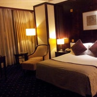 Photo taken at The Bund Hotel by Makhzan M. on 12/26/2012