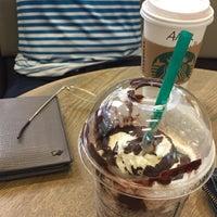 Photo taken at Starbucks by myrX on 7/21/2017