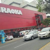 Photo taken at Importaciones Hiraoka by Ricardo C. on 8/3/2016