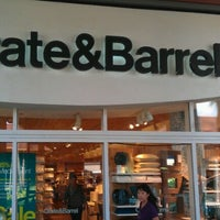 Photo taken at Crate & Barrel by Rick H. on 1/11/2013