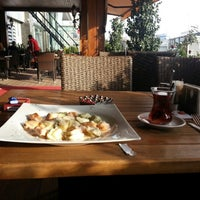 Photo taken at Coffee İstanbul by Levent T. on 11/21/2012